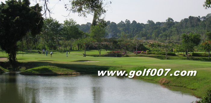 Blue Canyon Country Club (Lakes Course)