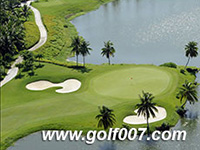 Sanya Intercontinental Resort Golf Package3